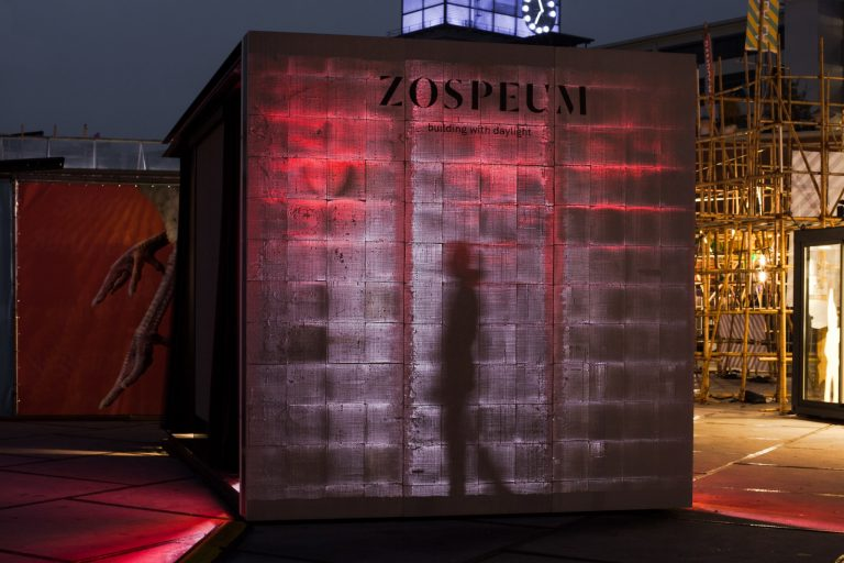 Zospeum by night – Photo by Britt Roelse